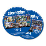 Jahrgangs-CD stereoplay 2014 + 2015