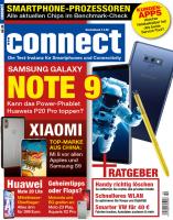 connect Ausgabe: 10/2018