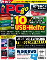 PCgo DVD Ausgabe: 12/2018