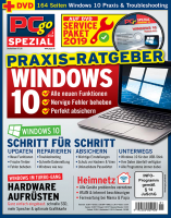 "PCgo Spezial ""Windows 10"" 1/2019"