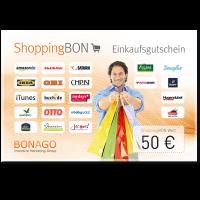 50 € Shopping BON.