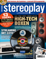 stereoplay Ausgabe: 4/2018