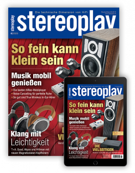 stereoplay - Kombi-Abo Jahres-Abo