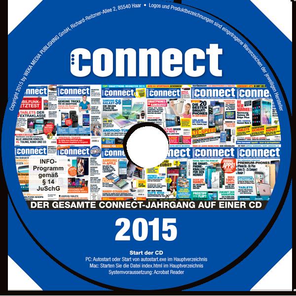 Jahrgangs-CD connect 2015