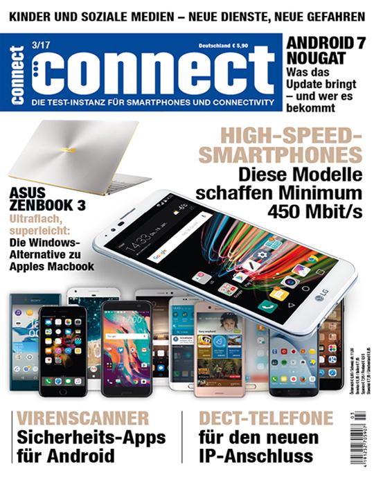 connect Ausgabe: 03/2017