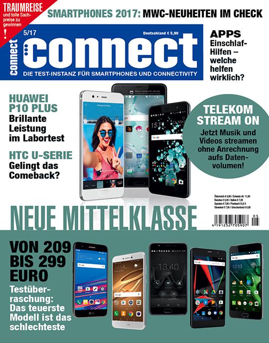 connect Ausgabe: 05/2017