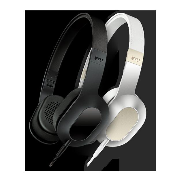 KEF M400 On-ear Headphone