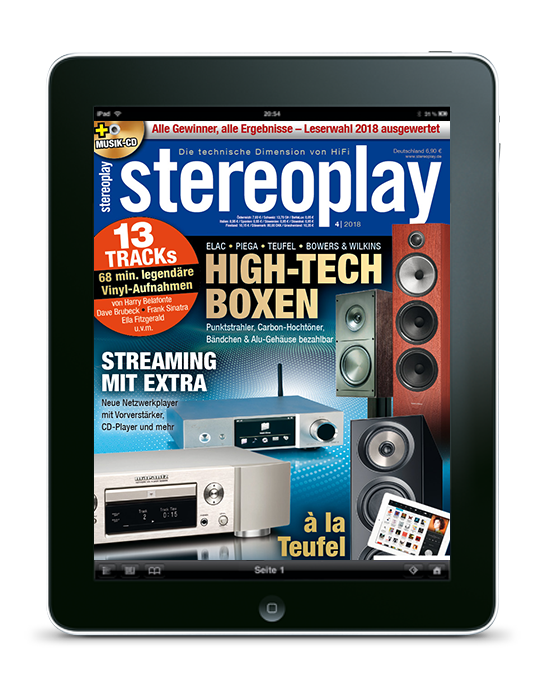 stereoplay - Digital-Abo